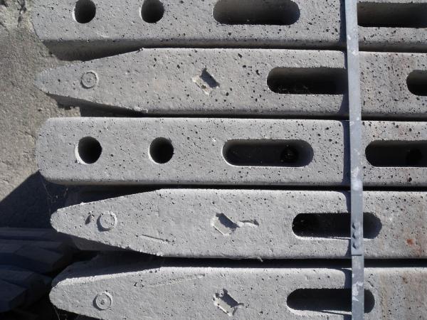 palo cemento per vigna